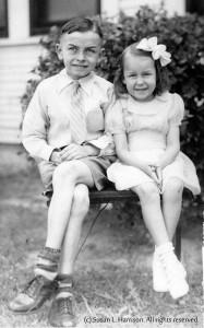 Jack W and Nita Hagemeyer abt 1938