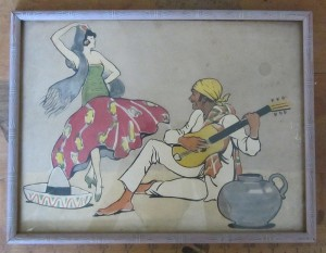 Mexican picture and mat - Hasty(1)-001
