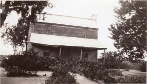 Brantley house in Gwinnett Co.