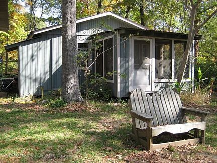 Water Lily cabin in Uncertain  TX 02