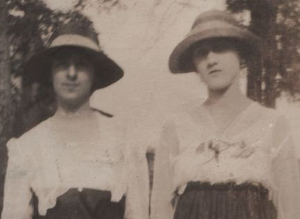 unknown 2 ladies, one like the mannish woman - Hasty204 cropped