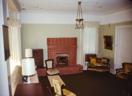 Royal Rd house main living room