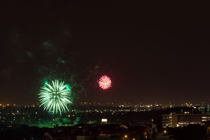 Fireworks July 4th Fort Worth 2016-7326