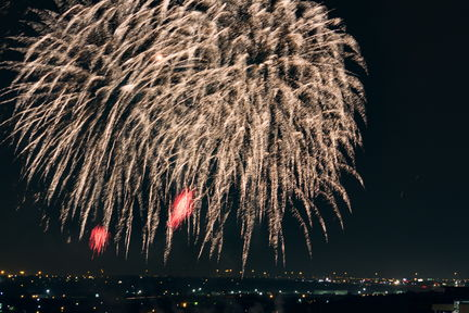 Fireworks July 4th Fort Worth 2016-7358