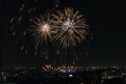 Fireworks July 4th Fort Worth 2016-7454