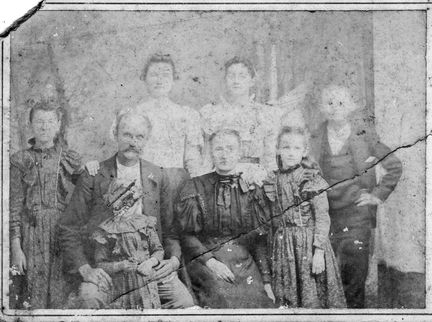 Hasty or related family group 19th century