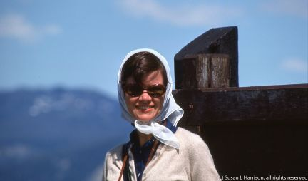1975 Grand Tetons - Mary Louise