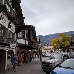 Leavenworth Washington - October 2018