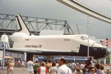 1984 Worlds Fair New Orleans 003-Enterprise