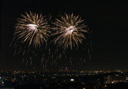 Fireworks July 4th Fort Worth 2016-7455