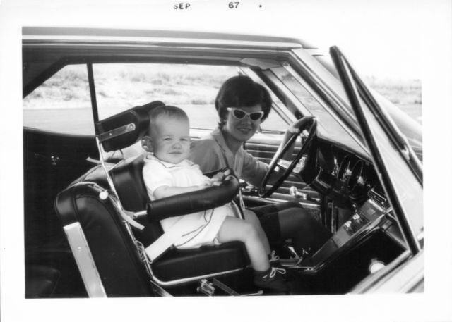 Mary Louise and Susan in the 1965 Buick Riviera.jpg
